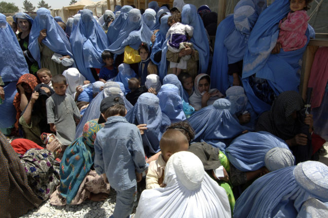 Private Afghan Evac Team Criticizes Biden Officials Who 'Did Absolutely Nothing' To Help Girls Escape Taliban